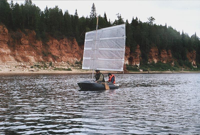 видео о походах по рекам на лодке