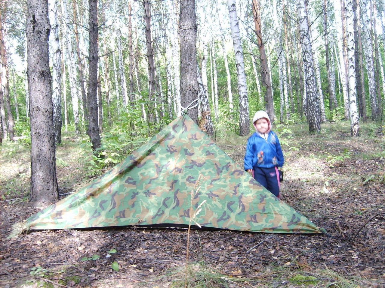 Выкройка армейская плащ палатка