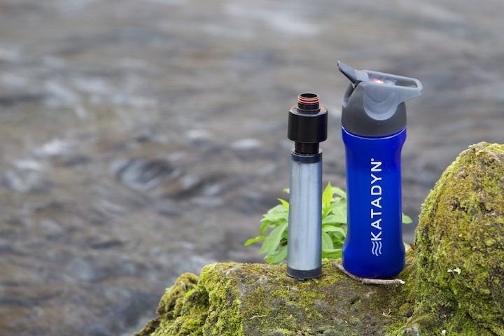 фляга с фильтром для воды белье можно носить