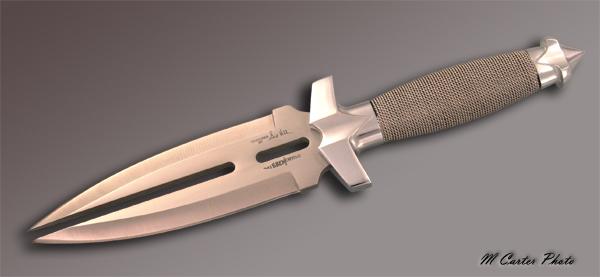 Как сделать двойной нож из бумаги - Раум Профи