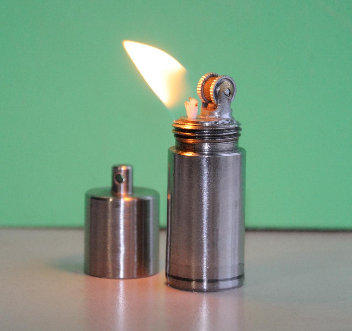 Фото самодельных бензиновых зажигалок