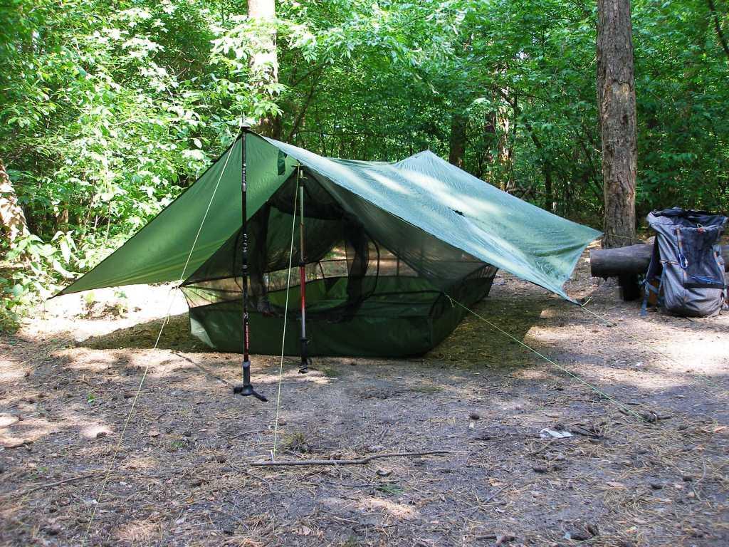 Тенты для палаток своими руками