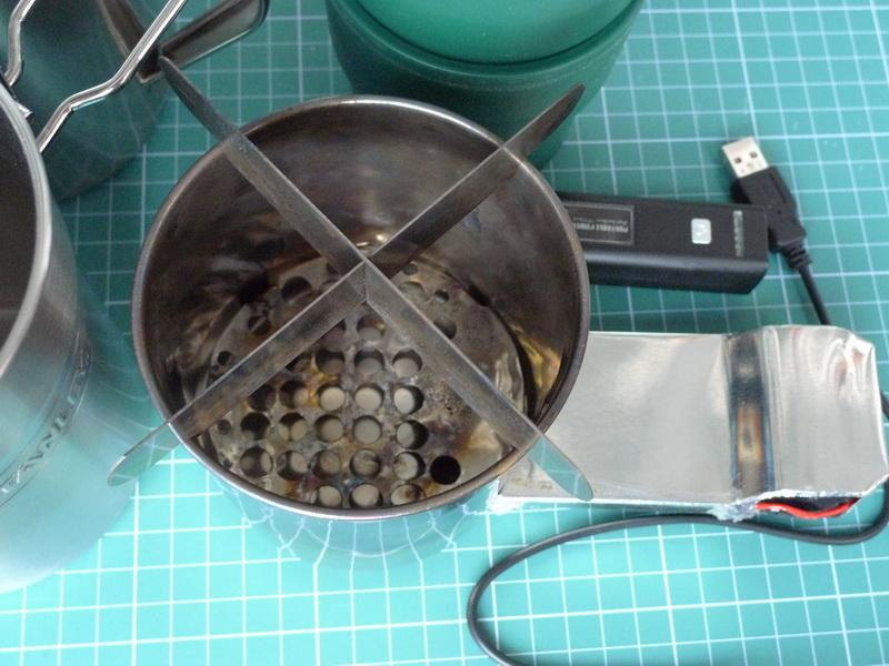 Походная печь для приготовления пищи * Популярное оружие