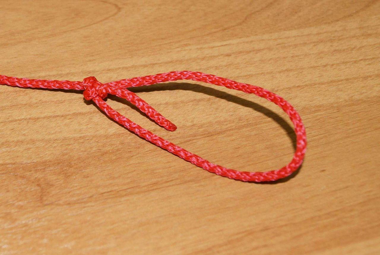 Как сделать верёвку самому