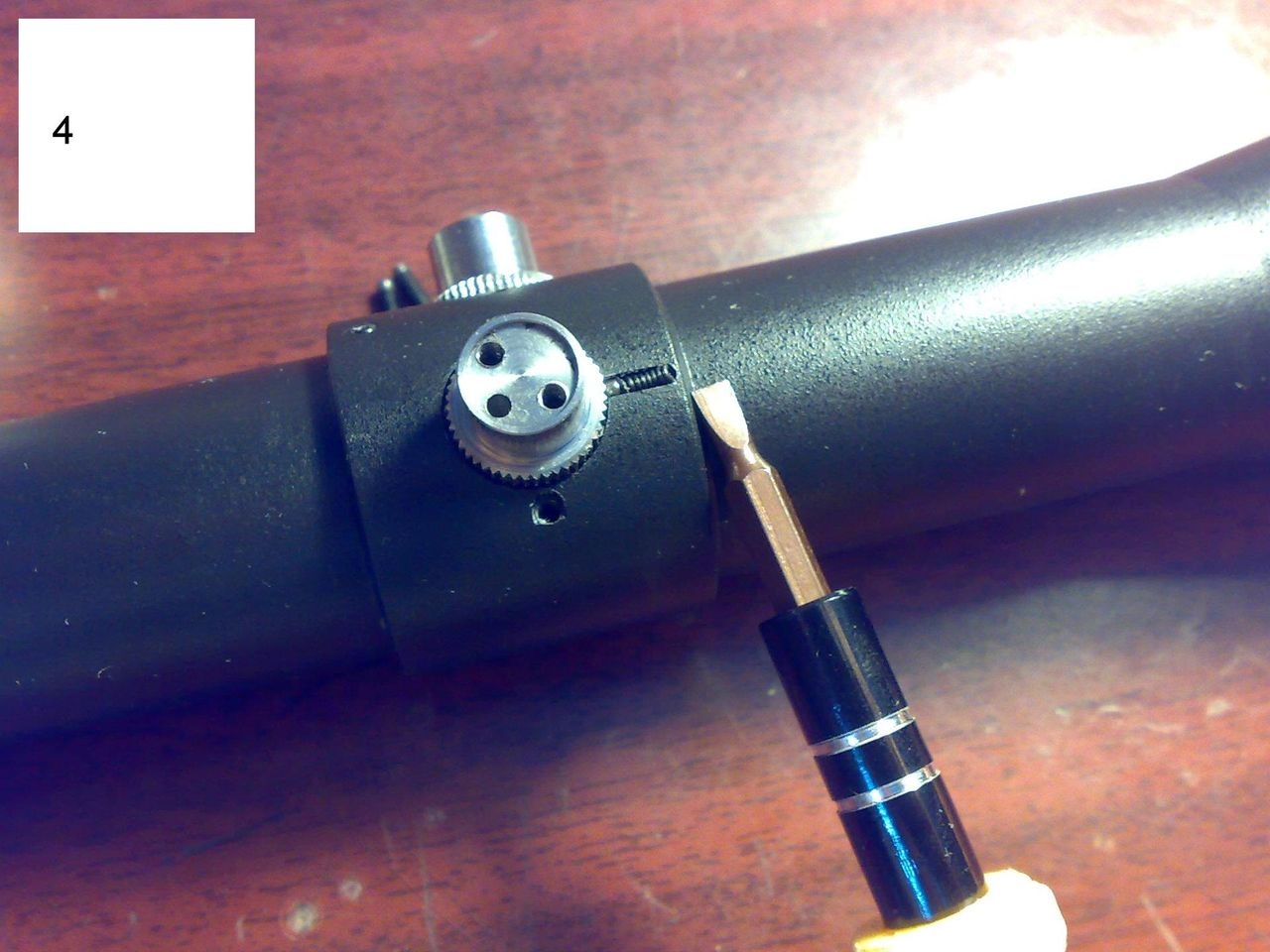 Ремонт оптических прицелов своими руками: устройство 9