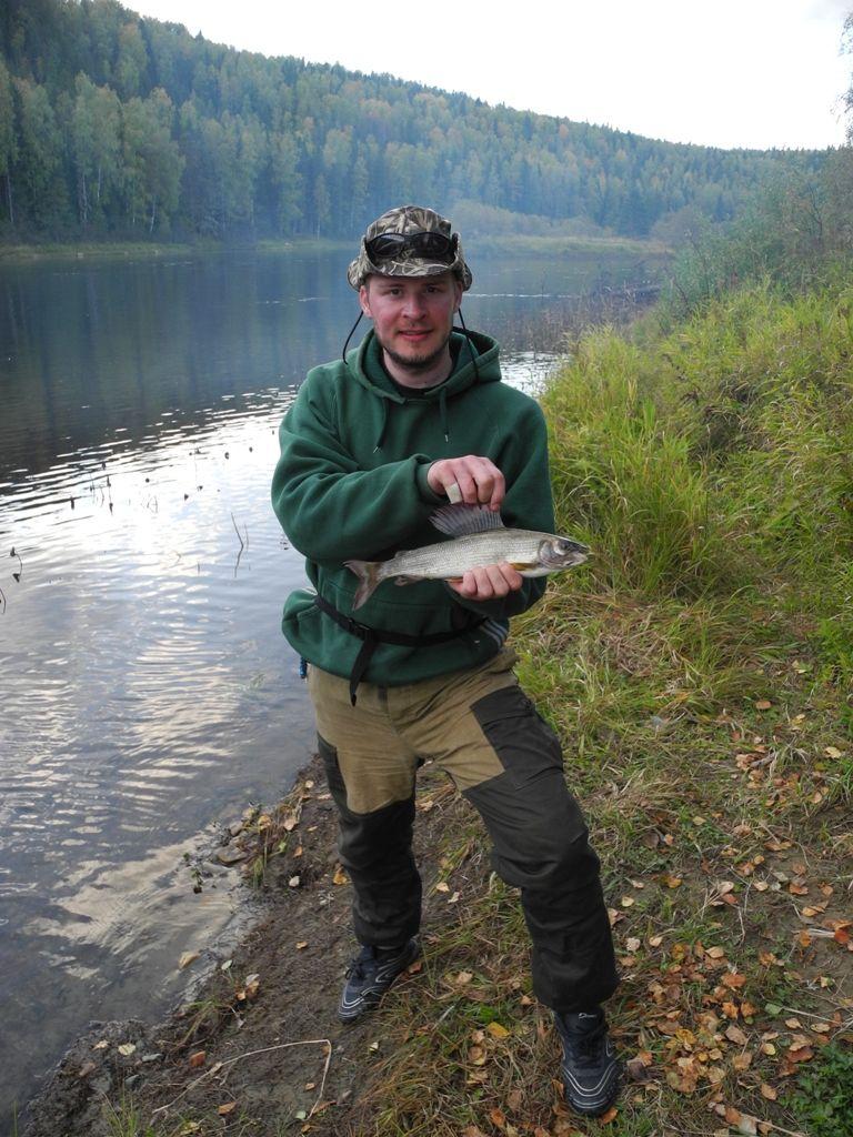 отчет о рыбалке на вишере