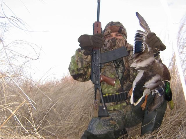 Как открытие охоты на селенге 2018