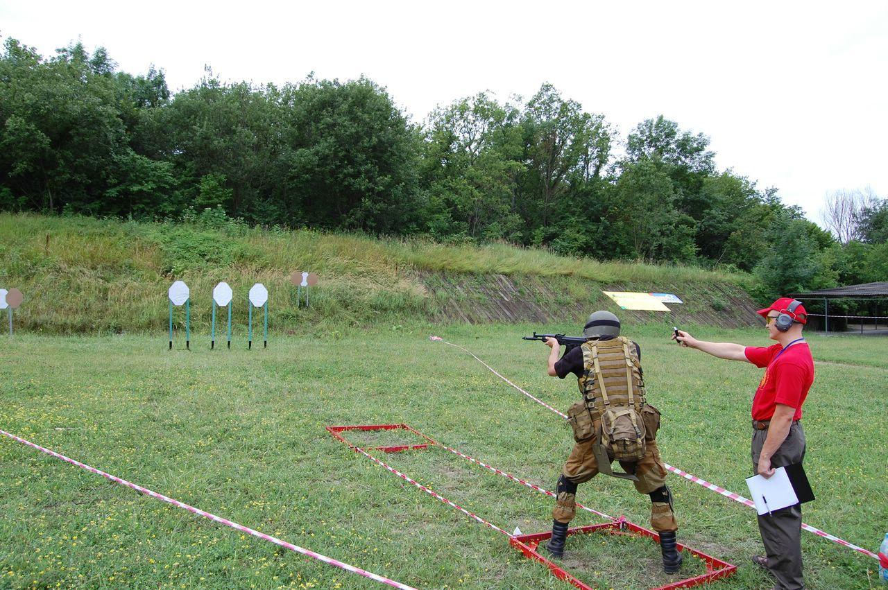 Как сделать свое стрельбище