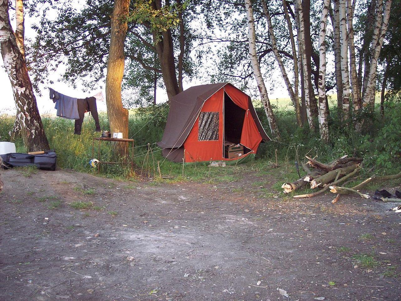куда поехать с палаткой на рыбалку в московской области