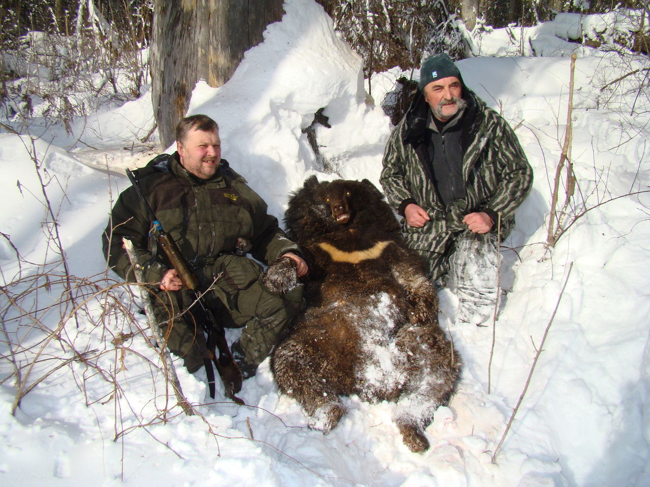 охота и рыбалка хабаровский край