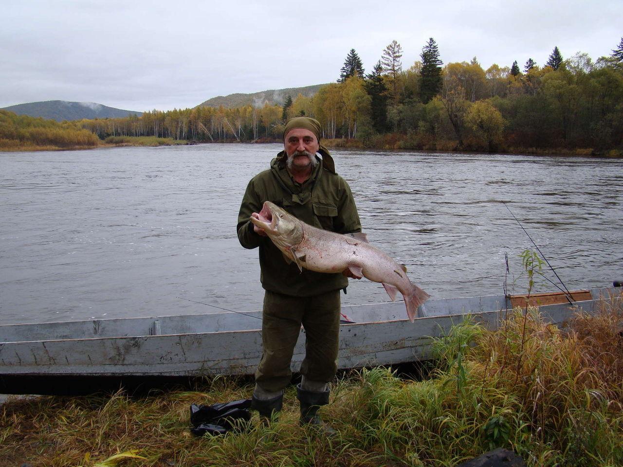форумы о рыбалке дальний восток