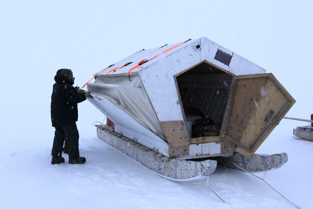 Палатка для зимней рыбалки из фанеры своими руками 61