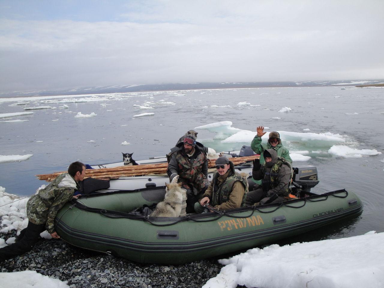 лодка магаданка фото