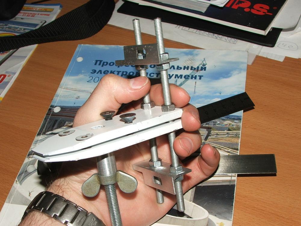 шаблон для заточки ножей функциональное белье