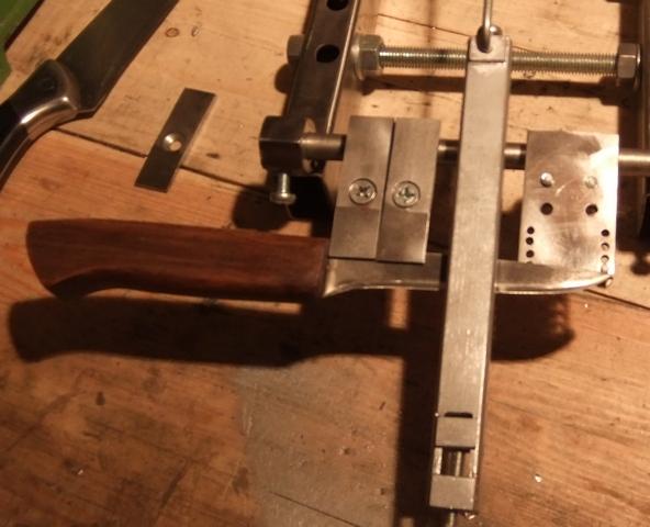 Заточка ножей для деревообрабатывающих станков своими руками
