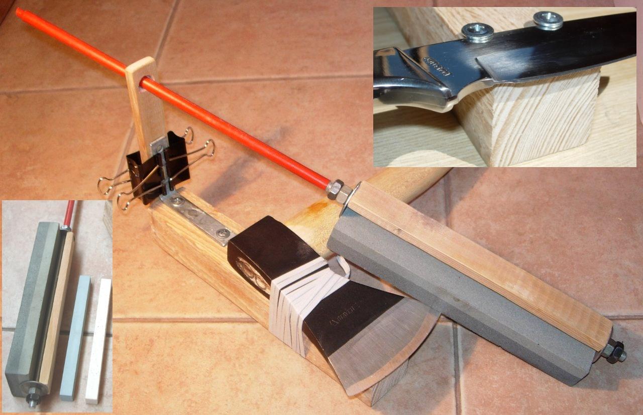 Заточное устройство для ножей