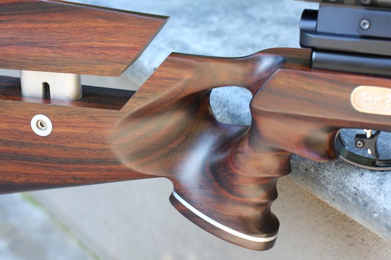 Приклад для пневматики из дерева видео 5