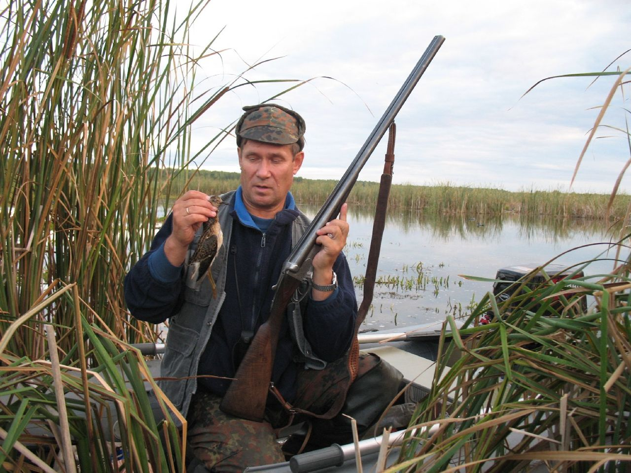 ялуторовских рыбаков