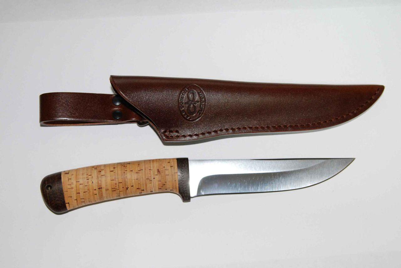 нескольких виды охотничьих ножей фото с названиями один