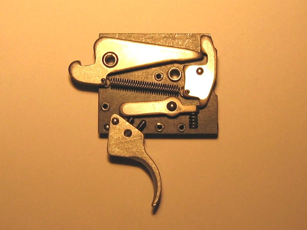Спусковой механизм для ружья своими руками