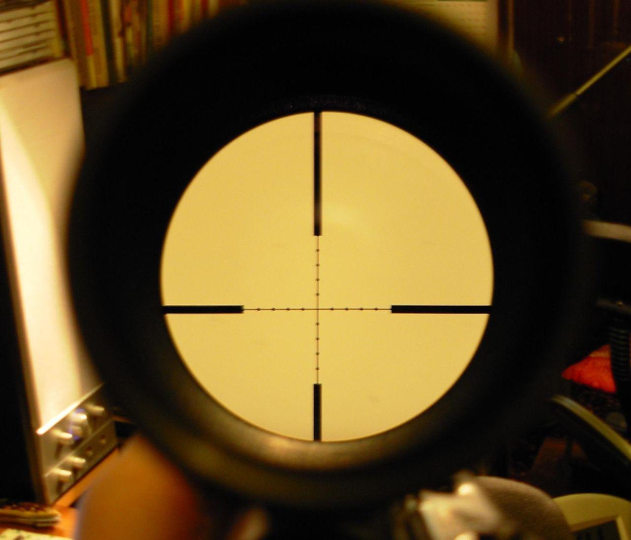 Ремонт оптических прицелов своими руками: устройство 93
