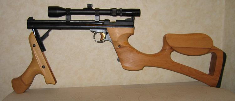 Как отреставрировать приклад ружья своими руками