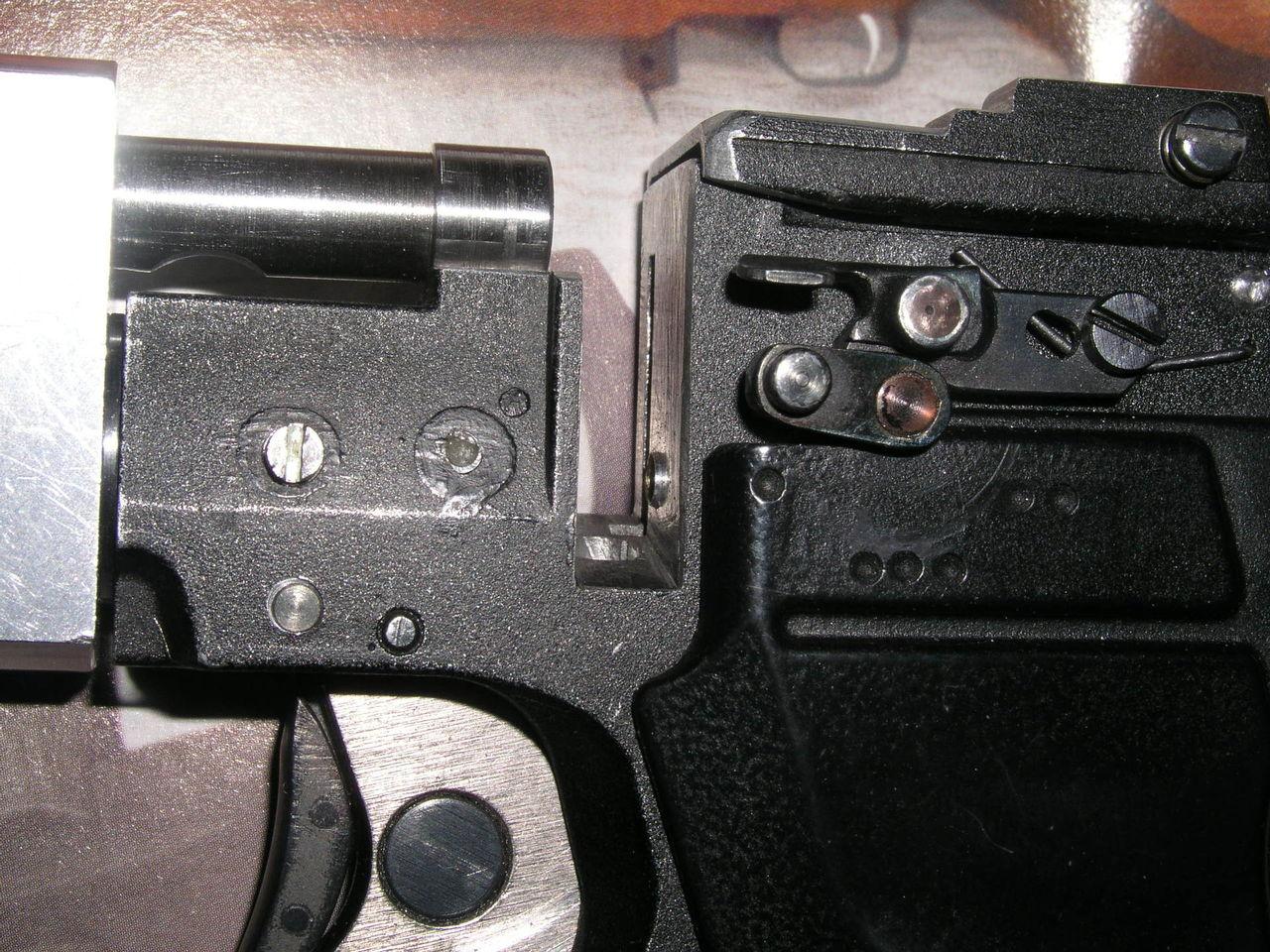пистолет мр-451 дерринджер схема