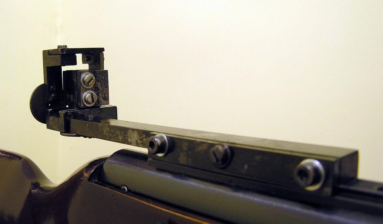 Диоптрический прицел своими руками фото 77