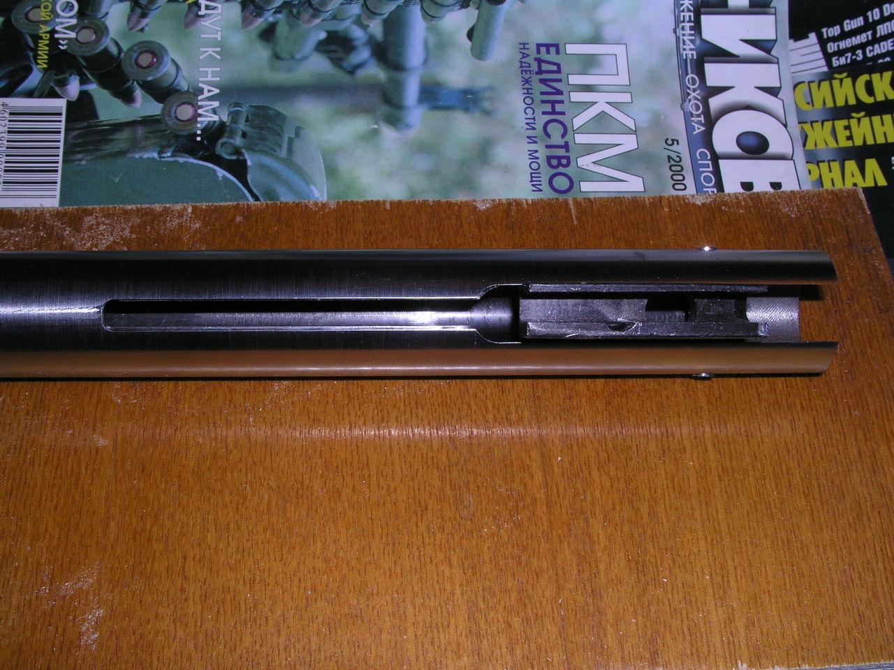 МР-512-еще один откат\начало\ * Популярное оружие
