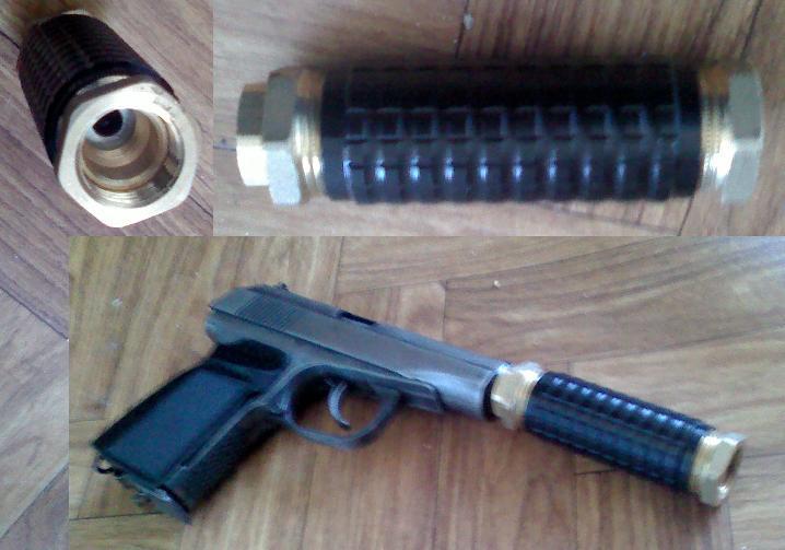 Как сделать ружьё своими руками фото 447