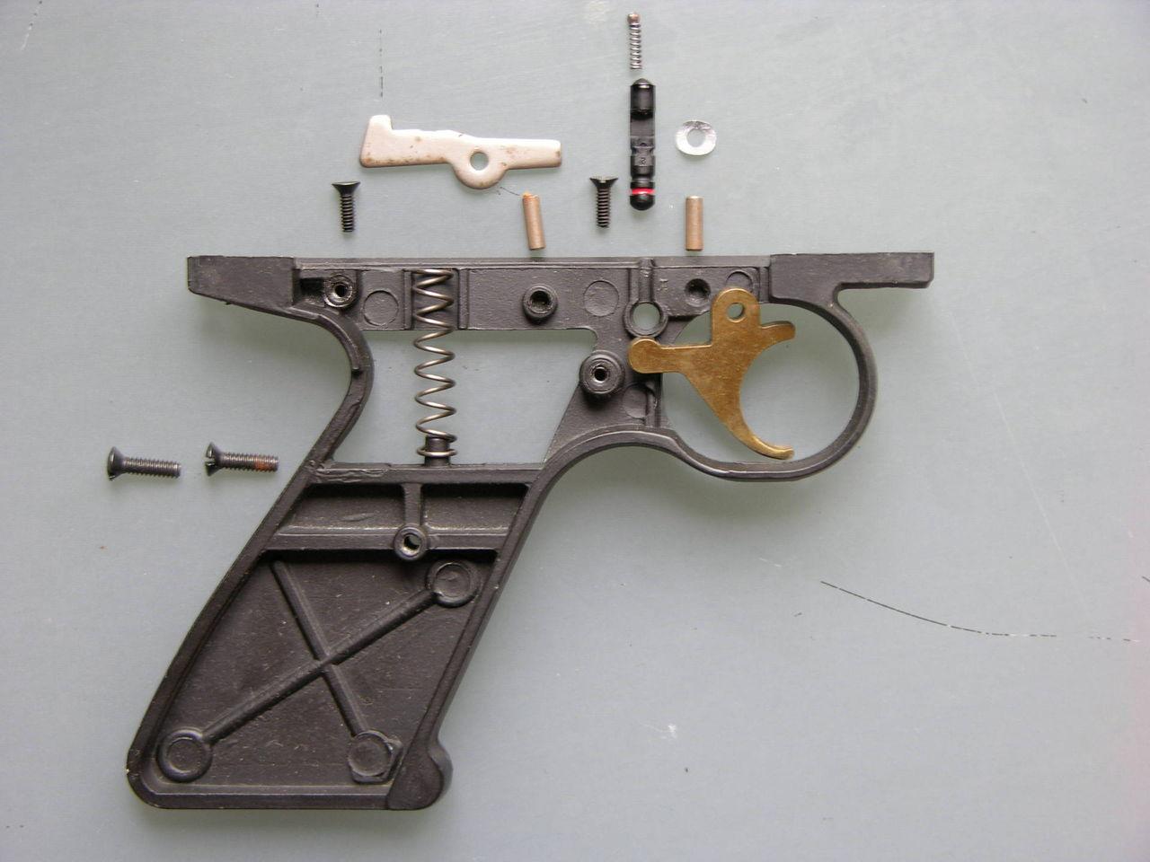 фото пневматического оружия.