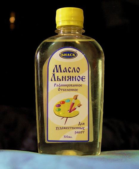 Пропитка оливковым маслом