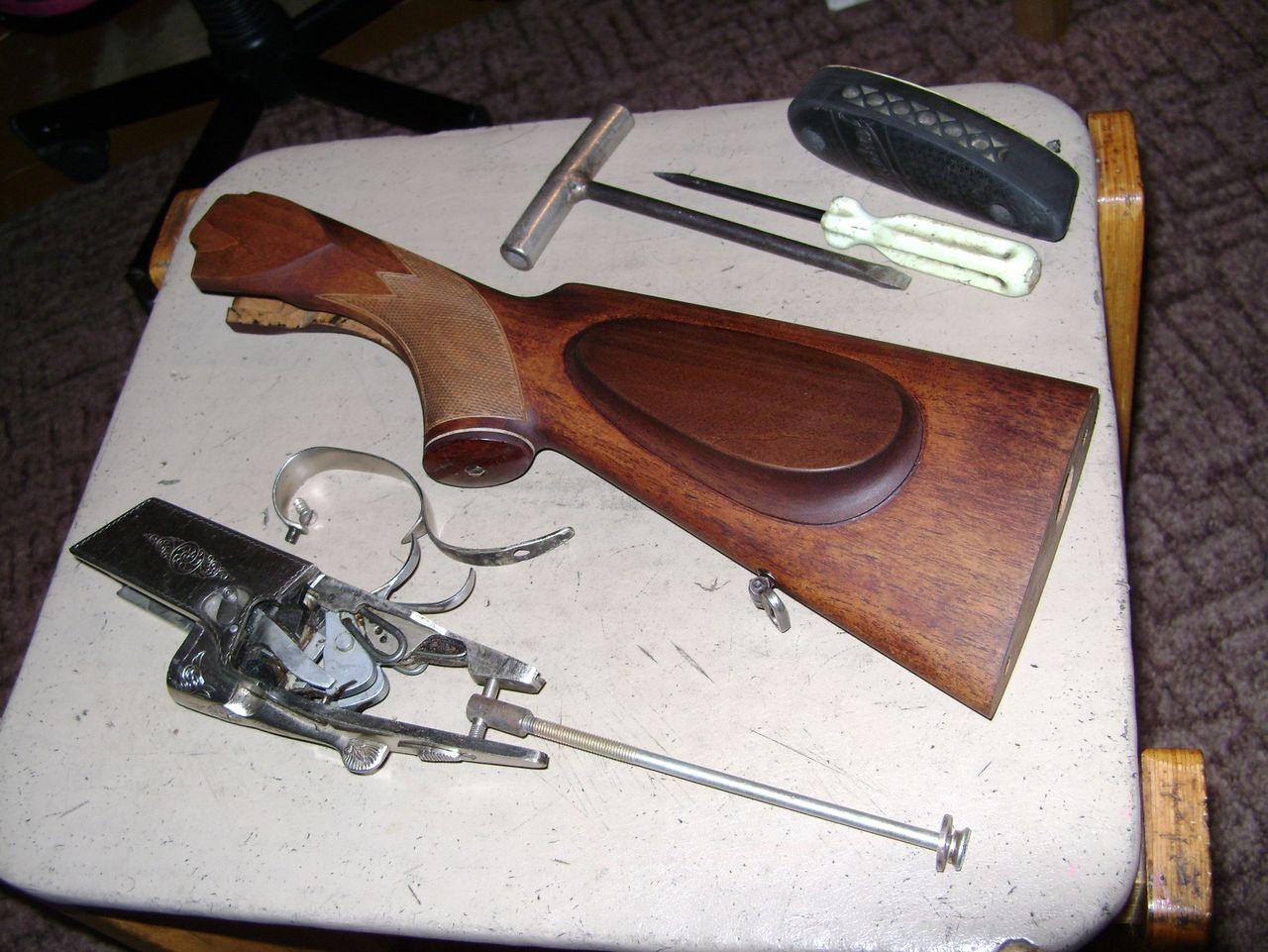 Охотничьё ружьё своими руками