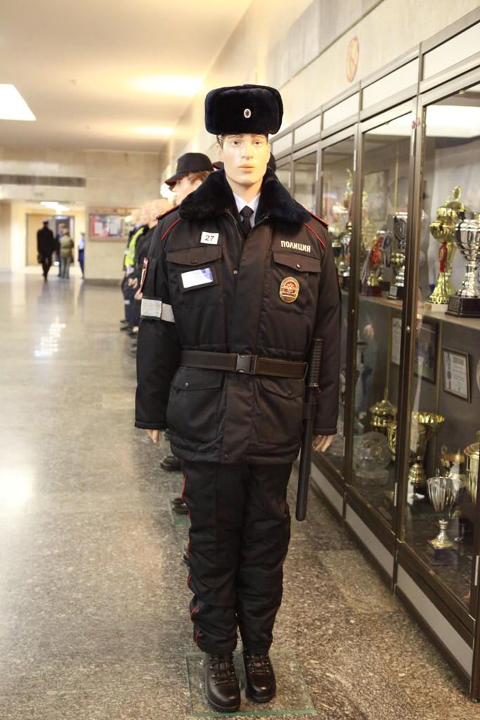 Одежда Полицейского
