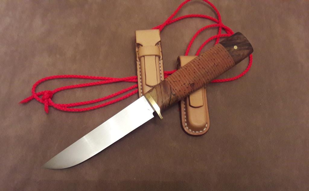 финский нож рыбацкий