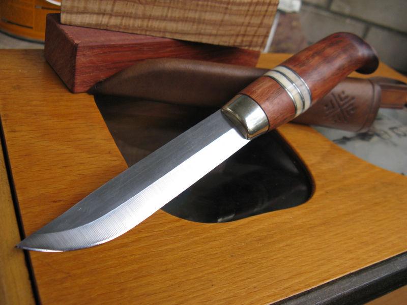 Ножи самодельные