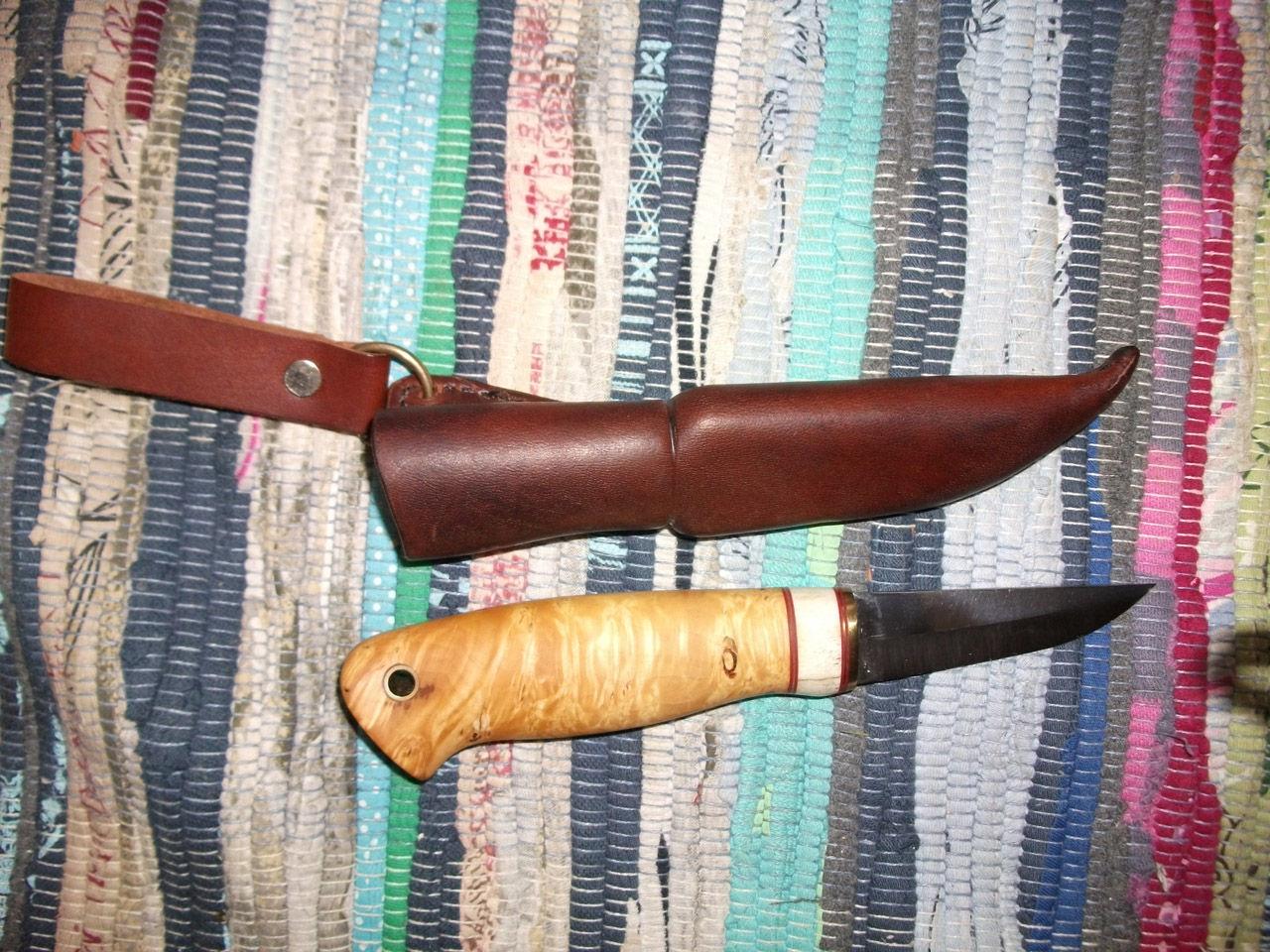 Ручка на нож своими руками из рогов лося   Достойный подарок другу или делаем рукоять для ножа из рога 143
