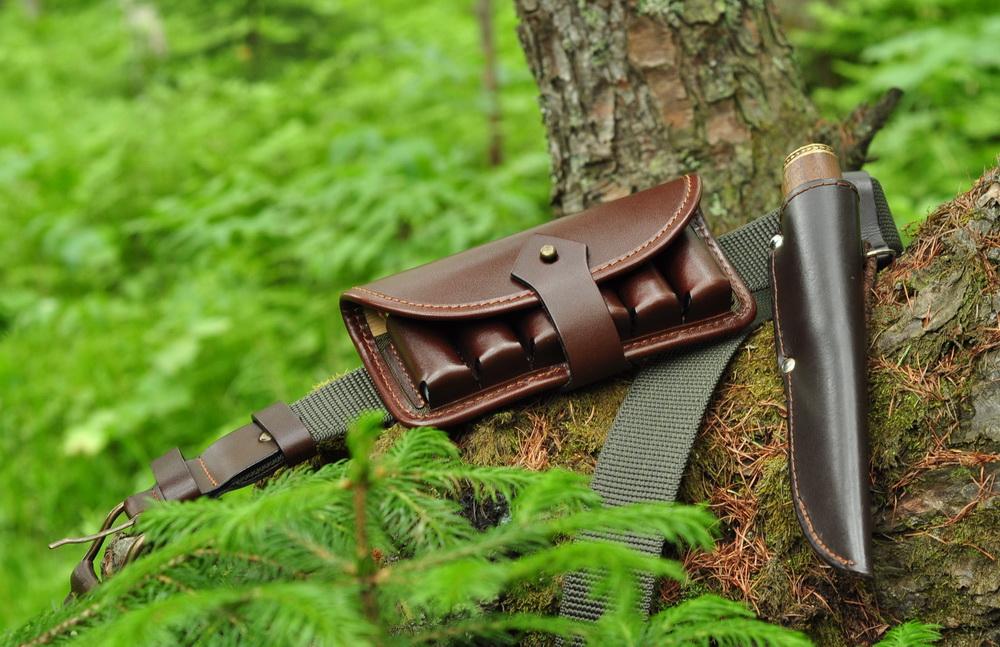 Охотничьи снаряжение своими руками