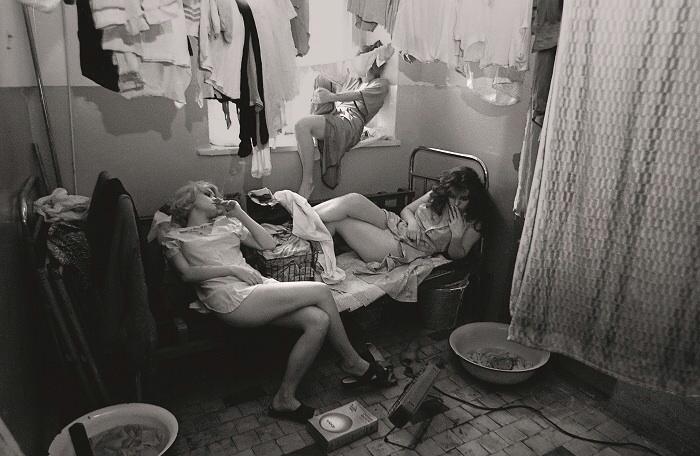 душевая в женской общаге фото ангелов- интересный