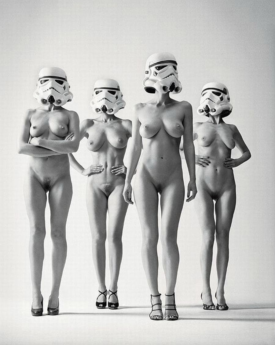 Nude star wars people naked thumbs