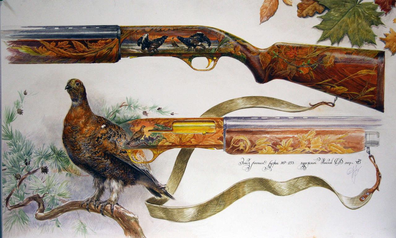 домашних кошек картинки на тему охота и ружья планируются двухслойными