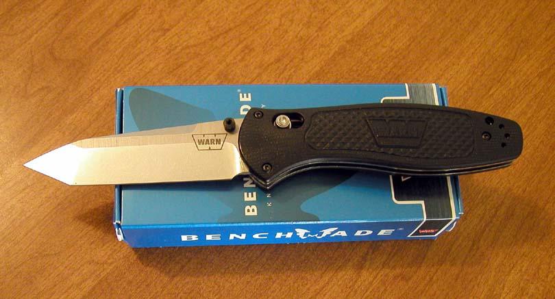 Компания Benchmade Knives выпустила потрясающий карманный нож. . Этот скла