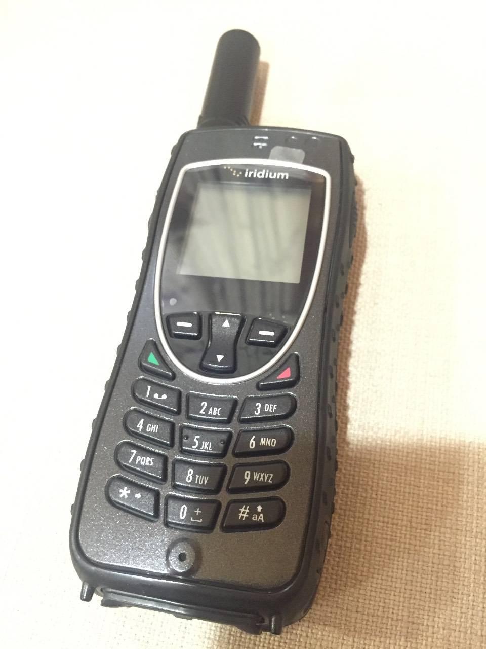 телефон иридиум фото