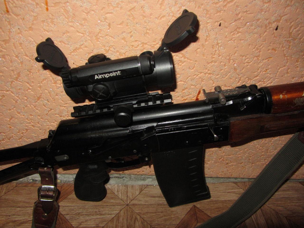 Запчасти к охотничьему карабину Сайга-2 (СОК-2 )