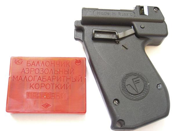 газовый пистолет удар инструкция