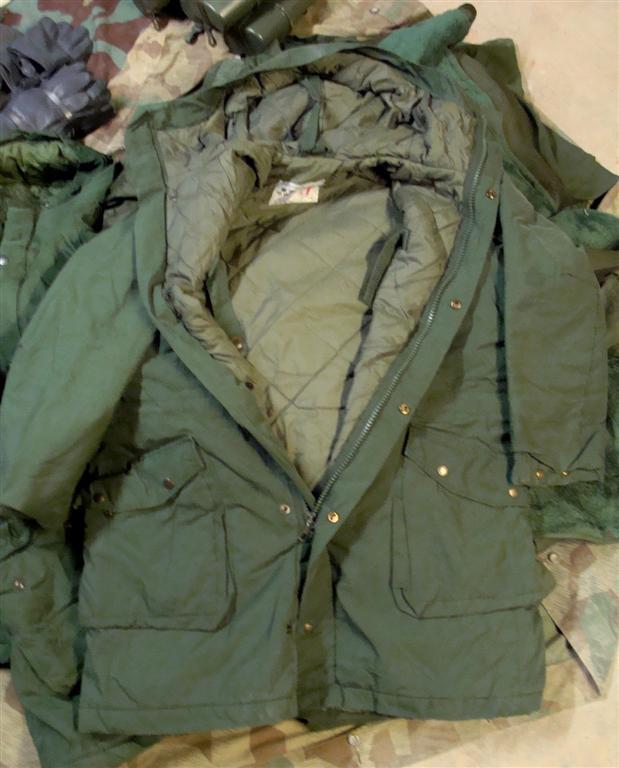 Куртки Армейские Зимние Купить