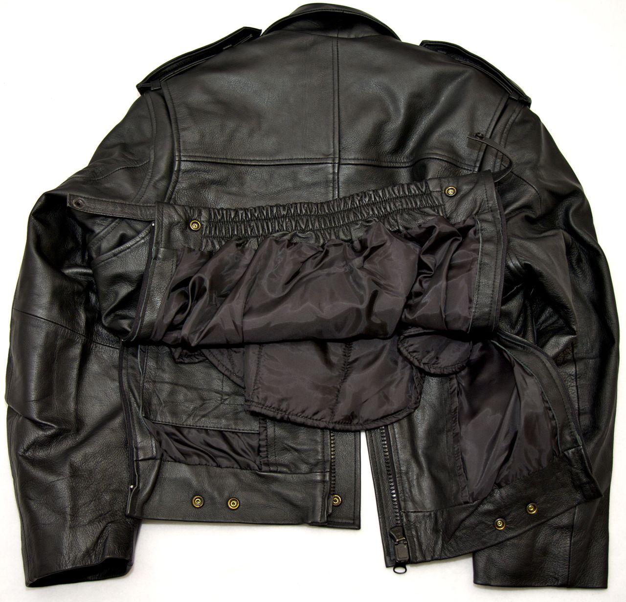 Купить Кожаную Куртку Полиции Сша