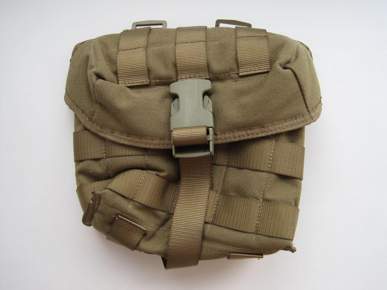 Подсумок для котелка армейского