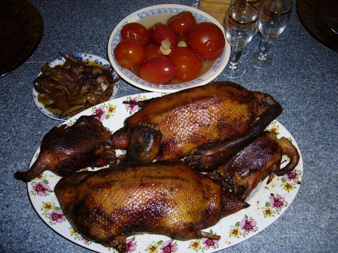 Блюда из мяса baranina