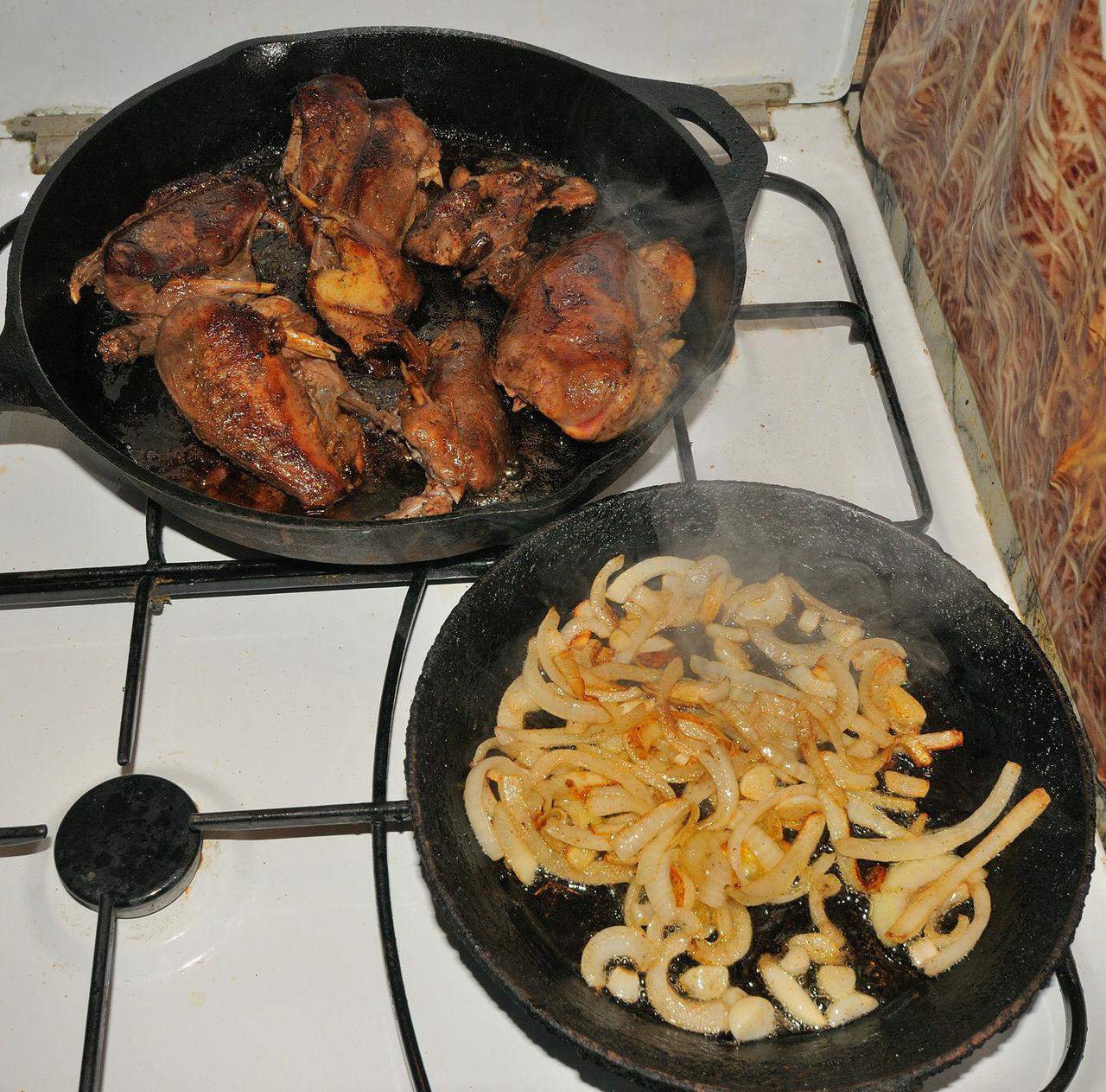 Рецепт шулюма говядины на костре